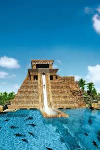 vacation places slide down the atlantis slide in the bahamas seasons