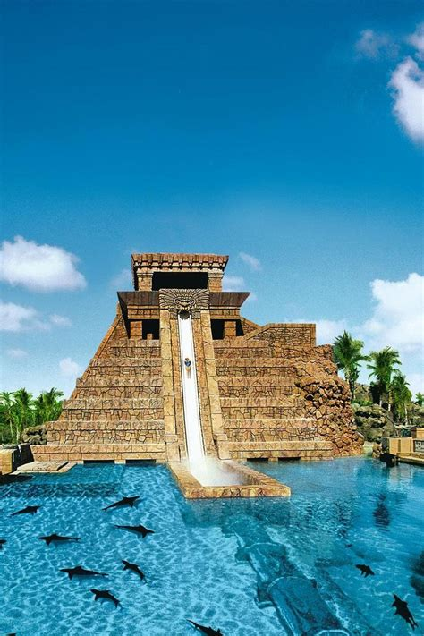 Vacation Places | slide down the atlantis slide in the bahamas seasons