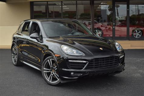 2014 Used Porsche Cayenne Gts At The Garage Inc Serving