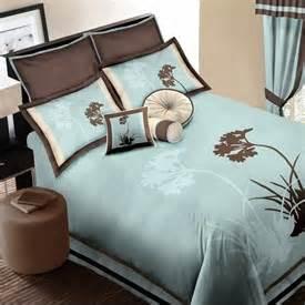 Aqua and brown bedding sets cmesvs bed amp bath