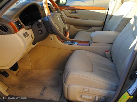 2005 lexus 430 sedan interior photo 40038738