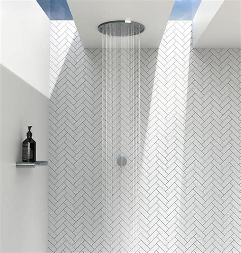phoenix tapware flush mounted ceiling showers the