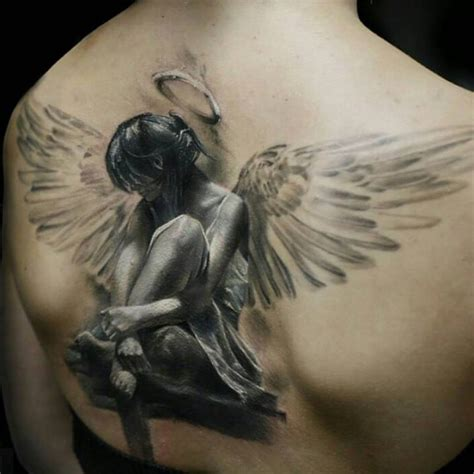 tattoo design of angels 50 amazing designs that come with powerful