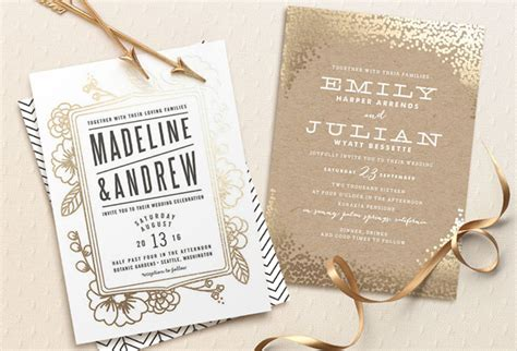 Wedding Invitations Minted by Our Favorite Wedding Invitations From Minted A 3500
