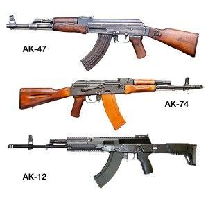 guns ammo guide to ak 47s a comprehensive guide to shooting accessorizing and maintaining the most popular firearm in the world books your ak rifles ak 47 vs ak 74 vs ak 12 http