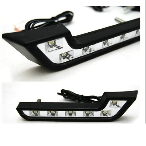 Daytime Running Lights Kit by Aliexpress Buy Free Shipping 6 Led Mercedes L Shape