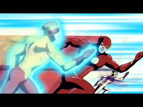 tutorial flash young 2 spoilers young justice season 2 finale clip kid