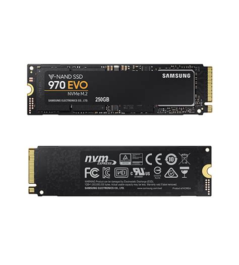 samsung 970 evo 1tb samsung 970 evo ssd pcie nvme m 2 v nand ssd ideal for high performance pc 250gb 500gb 1tb