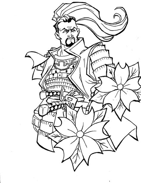 simple asian tattoo design sorveign samurai by kcool on deviantart
