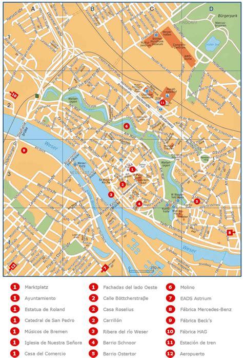 gua de ciudades gu 205 a de bremen alemania una ciudad de f 225 bula callejeando por el planeta