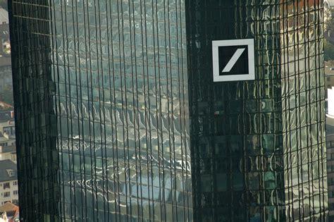rahmenkredit deutsche bank deutsche bank streicht im aktien festzinshandel