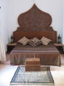 Morocco Headboard by Bohemian Bedroom Etnic Chic Moroccan Headboard Decor