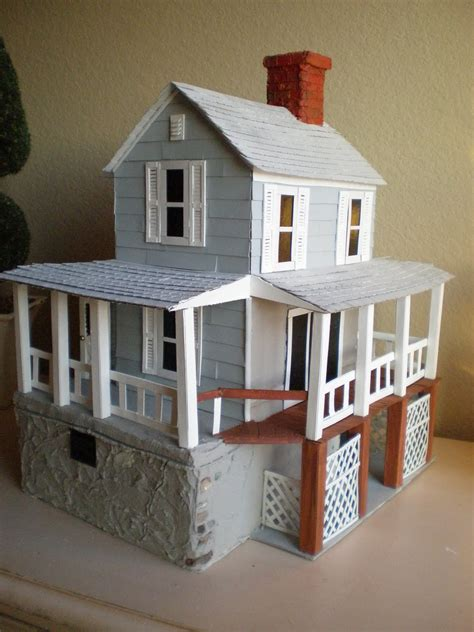 houses for miniature crafts miniature house miniature
