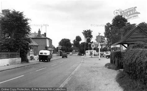 town of bentley photo of bentley the c 1955 francis frith