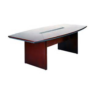 Mayline Conference Table Mayline Corsica Boat Shaped Conference Table Reviews Wayfair
