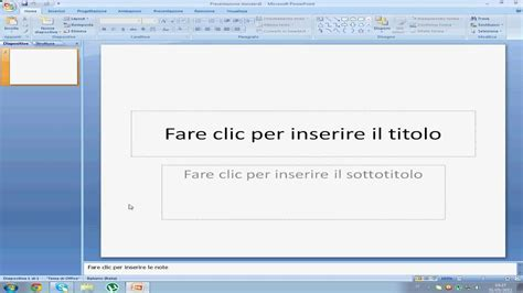 tutorial powerpoint 2003 romana tutorial creare una presentazione con powerpoint youtube
