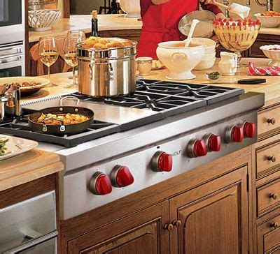 Wolf Drop In Cooktop - wolf gas stove top with griddle yes i this