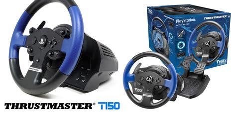 volante thrustmaster ps4 thrustmaster t150 vrplayer 01 vr4player fr