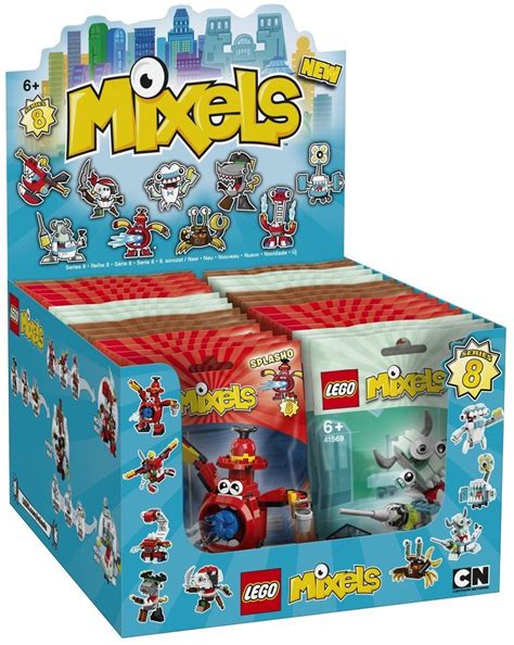 Lego 41569 41570 41571 Mixels Series 8 Medix Tribe mixels series 8 brickset lego set guide and database