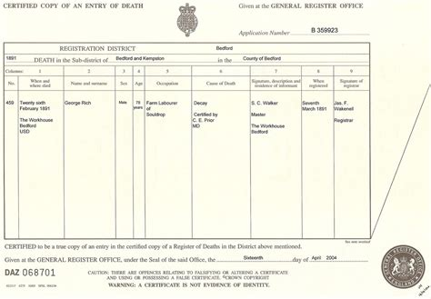 Birth Marriage Records Isle Of Rich Willmott And Gadsby Family Certificates Mackay Family Research