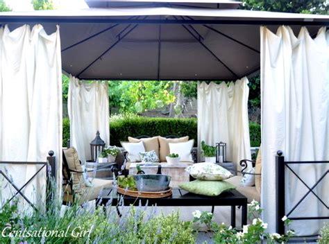 cabana backyard our patio cabana centsational style