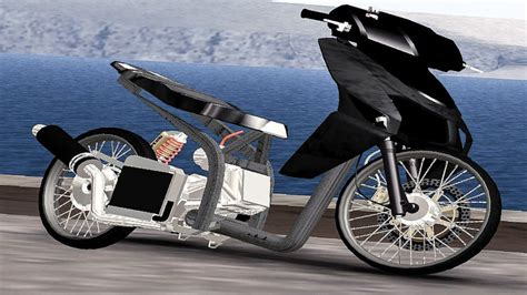 Honda Vario 110cc gtainside gta mods addons cars maps skins and more