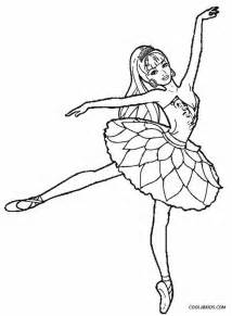ballet color pages printable ballet coloring pages for cool2bkids