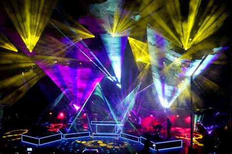 pretty lights concert review the recorder