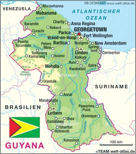 how many towns are there in guyana georgetown guyana coastal change student blog