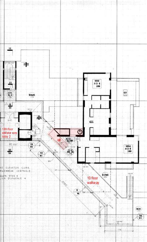 habitat 67 floor plans habitat 67 residences study 4 level 1