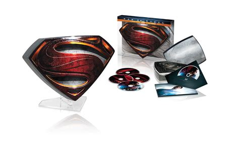 Kaos 3d Of Steel Limited Edition superman homepage