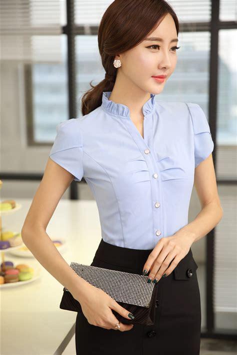 uniforme blusas para damas blusas elegantes para dama buscar con google ropa dama