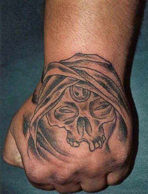 devil head tattoo designs 80 classic skull tattoos on