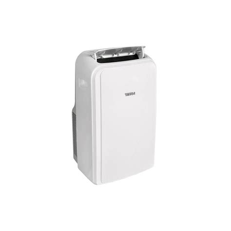 TiTAN 14,000 BTU Portable Air Conditioner for up to 550 sq. ft. with Dehumidifier TT ACP14C01