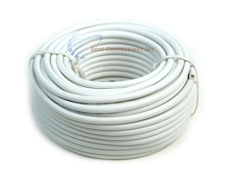 6 way trailer wire light cable for harness 50 ft each roll