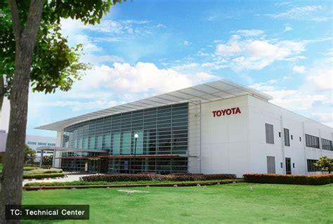 toyota manufacturing company company profile toyota daihatsu engineering manufacturing