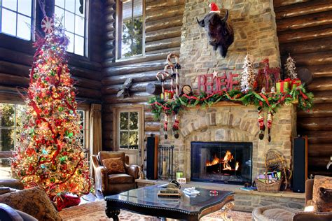 christmas decorating ideas for log homes 5 unique ways to decorate your home for the holidays betterdecoratingbiblebetterdecoratingbible