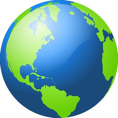 black green outline globe map world planet earth