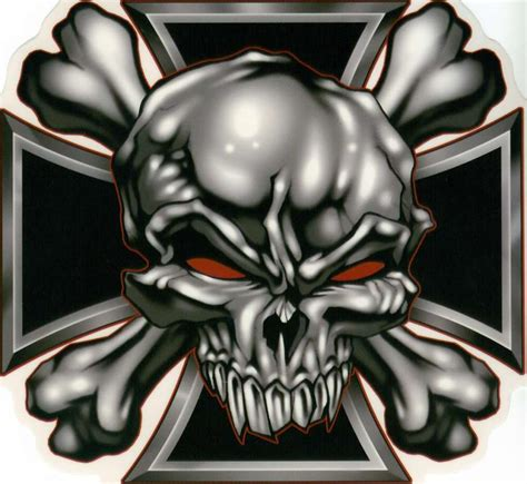 skull and cross tattoo skull iron cross search quot skulls