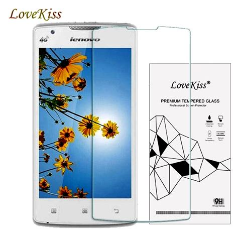 Lenovo A1000 Tempered Glass Screen Protector 9h 0 26mm 9h explosion proof premium hd tempered glass for