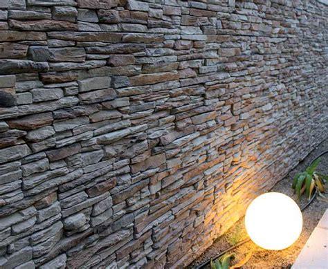 steinfliesen wand aussen verblender riemchen kunststein steinriemchen