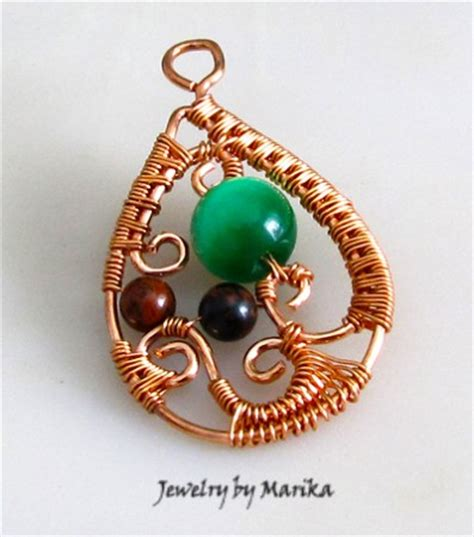 copper jewelry techniques whimsical tree of jewelry journal