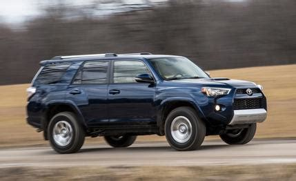 2013 toyota forerunner 2016 toyota 4runner review car and driver