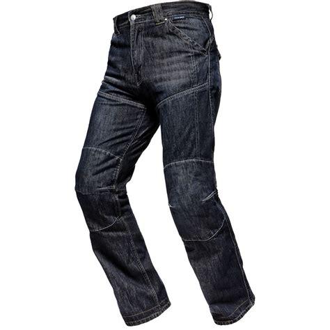 Motorradunfall Jeans by Route One Dnm002 Highway Mens Knee Armoured Kevlar Denim