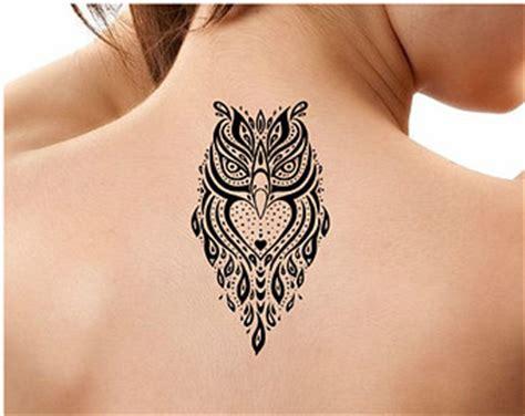 tattoo prices trinidad owl tattoos on etsy a global handmade and vintage