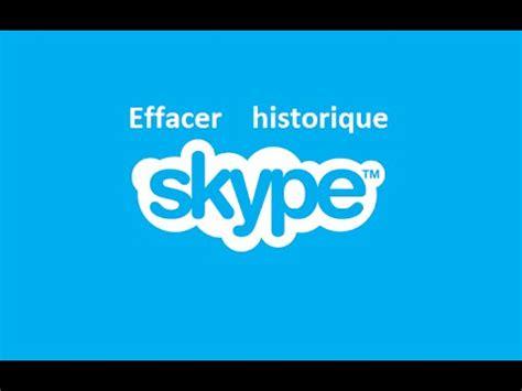 comment effacer lhistorique de tukif je vous donne mon skype doovi