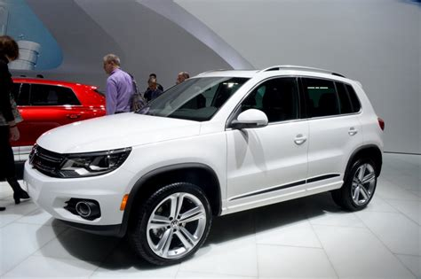 2015 Volkswagen Suv by Volkswagen 2015 Crossblue Detroit Show Vw Reveals New