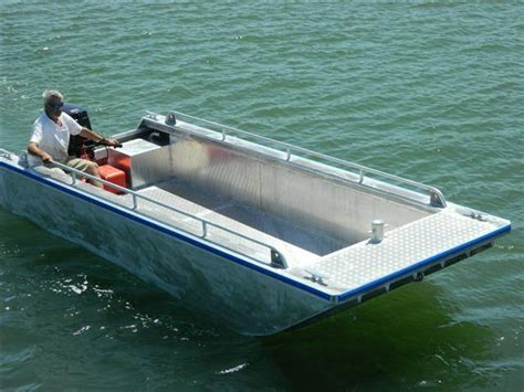 punt boat au 2013 alumarine punt for sale trade boats australia