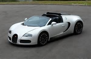 Custom Made Bugatti Custom Made 2010 Bugatti Veyron Grand Sport Sang Blanc Is