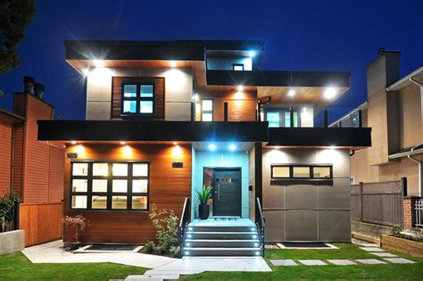 modern home design vancouver east vancouver modern house